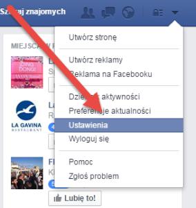 1 Jak dezaktywować konto na FB