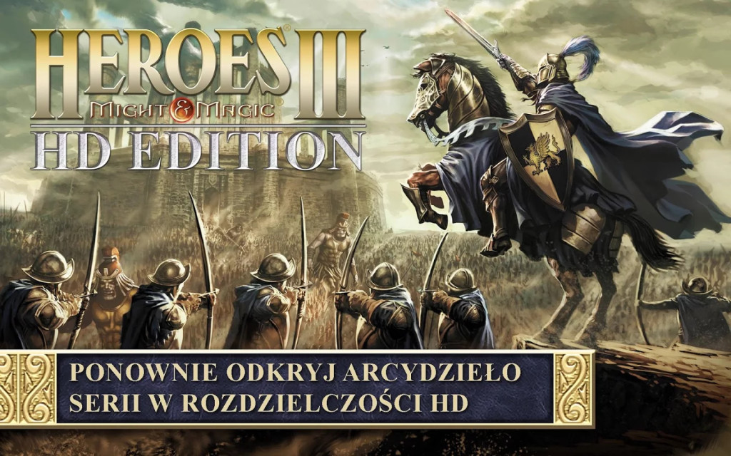 Heroes of Might and Magic III HD na tablety