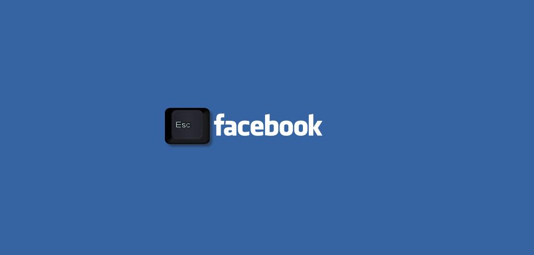 Jak dezaktywować konto na FB