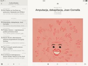 reeder 2 iPad