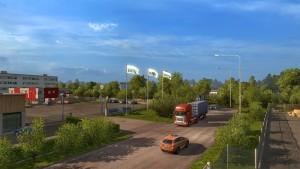 Euro Truck Simulator 2 dodatek Scandinavia