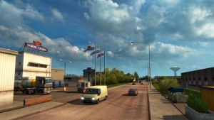 Euro Truck Simulator 2 dodatek Skandynawia