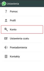 whatsapp jak wyłączyć powiadomienia przeczytania wiadomości