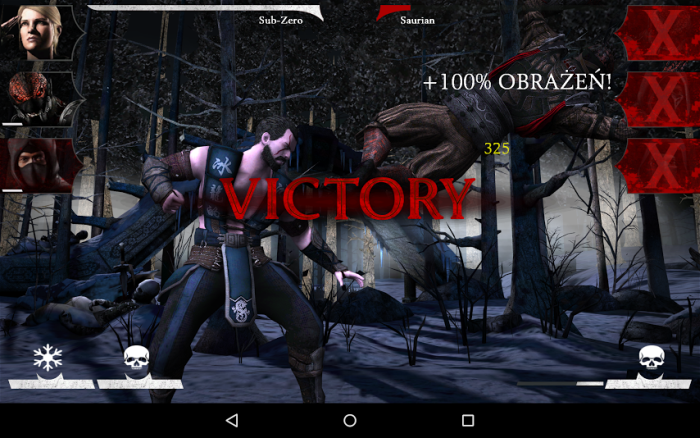 Mortal Kombat X Android iOS iPhone iPad