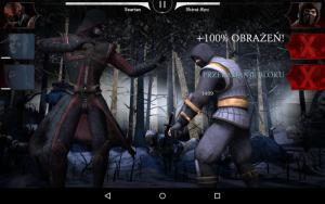 Mortal Kombat X walka