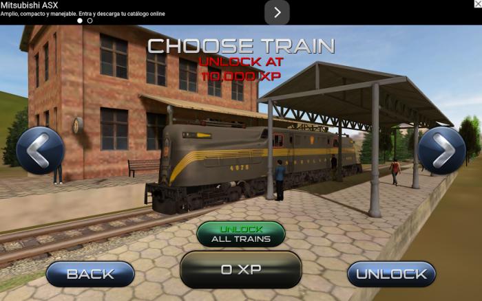 Train Driver 15 lokomotywa