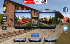 Train Driver 15 opcje