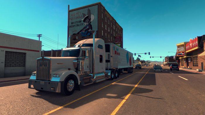 American Truck Simulator od SCS Software