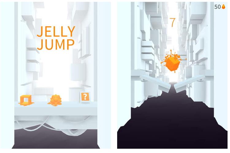 Jelly Jump na Androida i iOSa