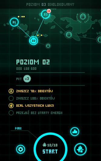 Sky Force 2014 poziomy
