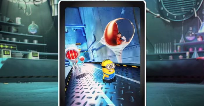 Despicable Me Minion Rush Minionki gry