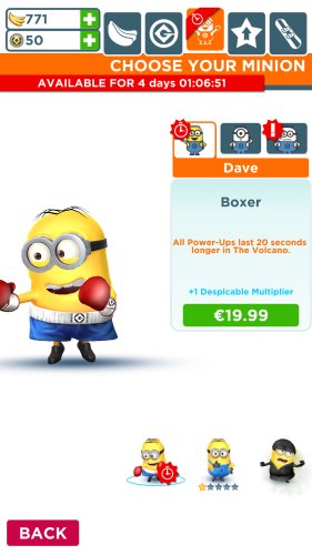 Despicable Me - Minionki gry na iOS-a