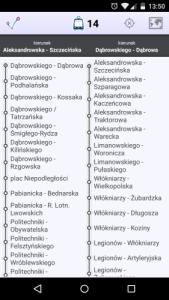 Jakdojade.pl na Androida