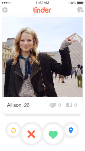 Tinder-Discovery