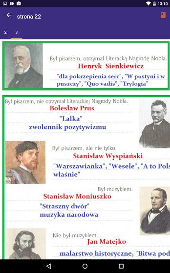 Ćwiczenia w Odrabiamy.pl (Dajspisac.pl)