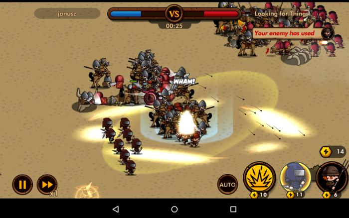 Bitwa Mini Warriors