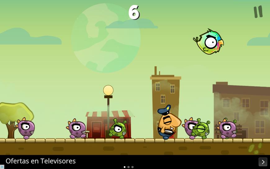 Messy Bird na Androida i iOS-a