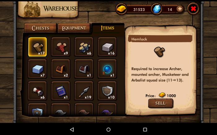 Mini Warriors na Androida