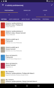 Odrabiamy.pl (Dajspisac.pl) - książki