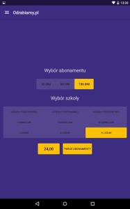 Pobierz Odrabiamy.pl (Dajspisac.pl) na Android za darmo