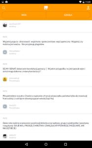 Zadania na Zadane.pl na Androida
