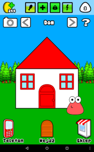 Dom Pou - gra Pou