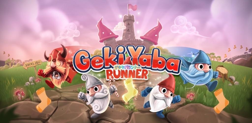 Geki Yaba Runner header