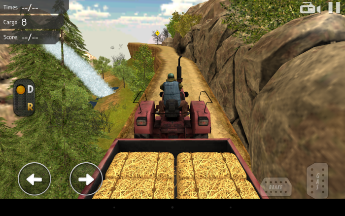 Truck Driver 3D Offroad na Androida