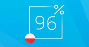 96 po polsku logo