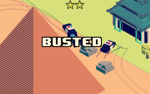 Smashy Road Wanted iOS
