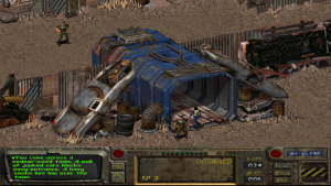 fallout1_gameplay