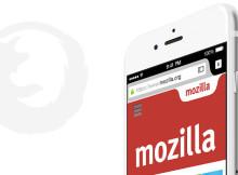 Firefox na iPhone'a