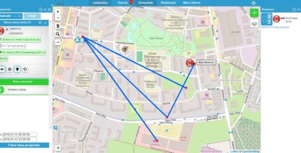 Ikol x - GPS na Androida